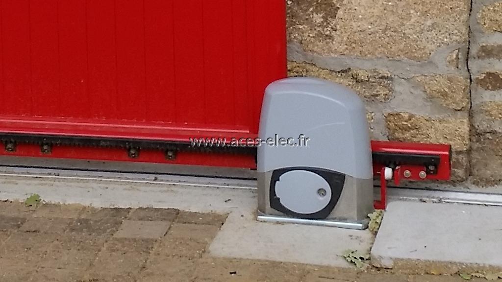 portail électrique à Bressuire (79)