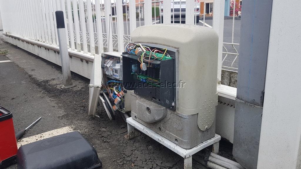 Réparateur de portail automatique