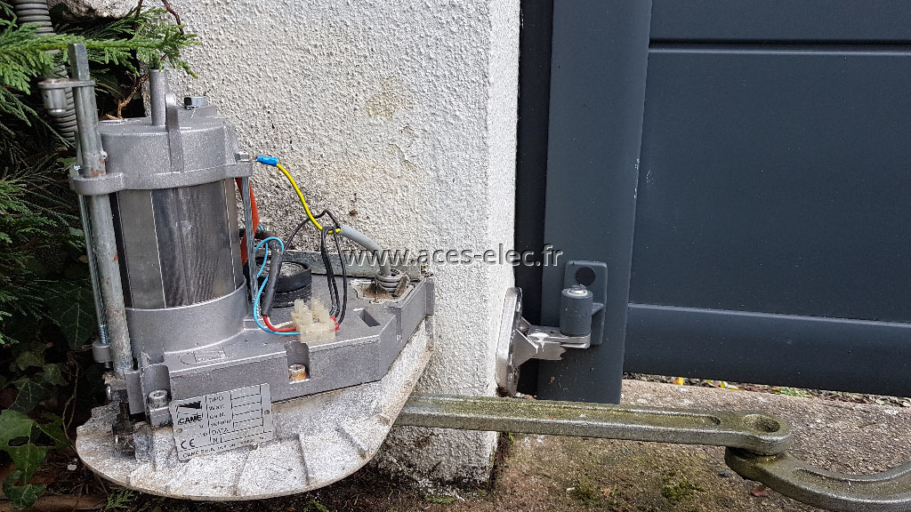 Réparateur de portail électrique CAME